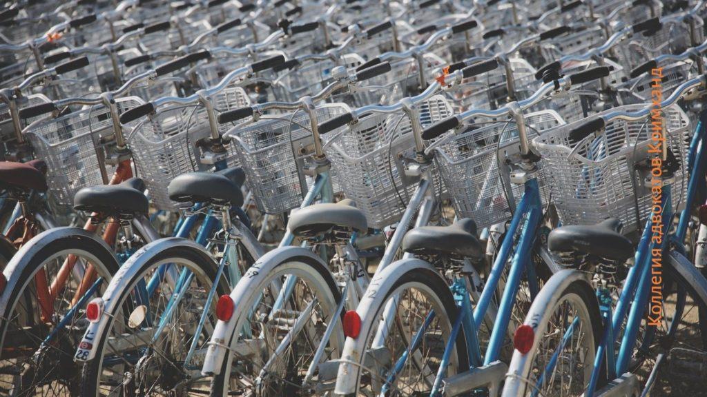 Права велосипедистов в Германии